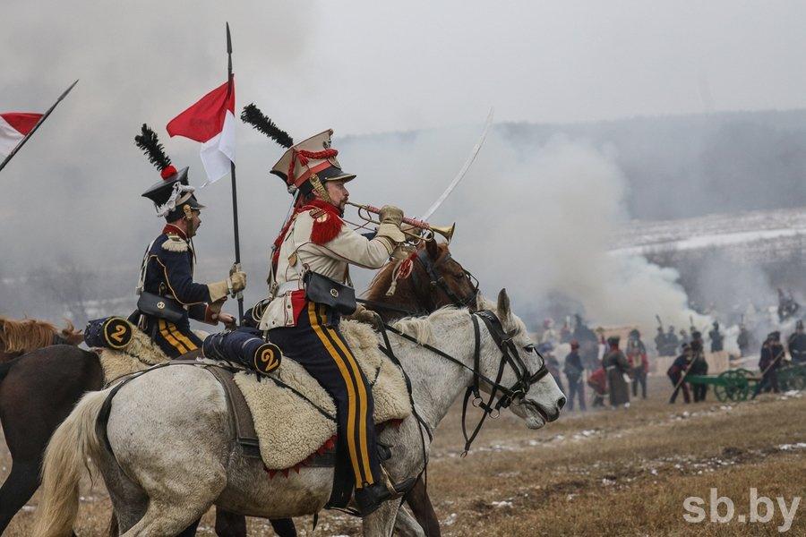 Как под Борисовом прошел второй день сражений на Березине 5