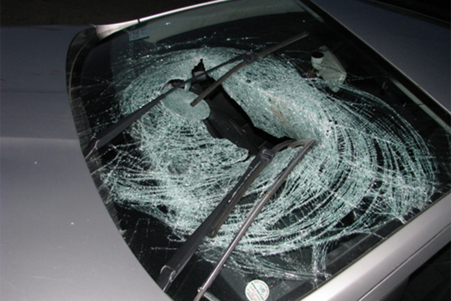 ВКрупском районе Шкода сбила 2-х пешеходов