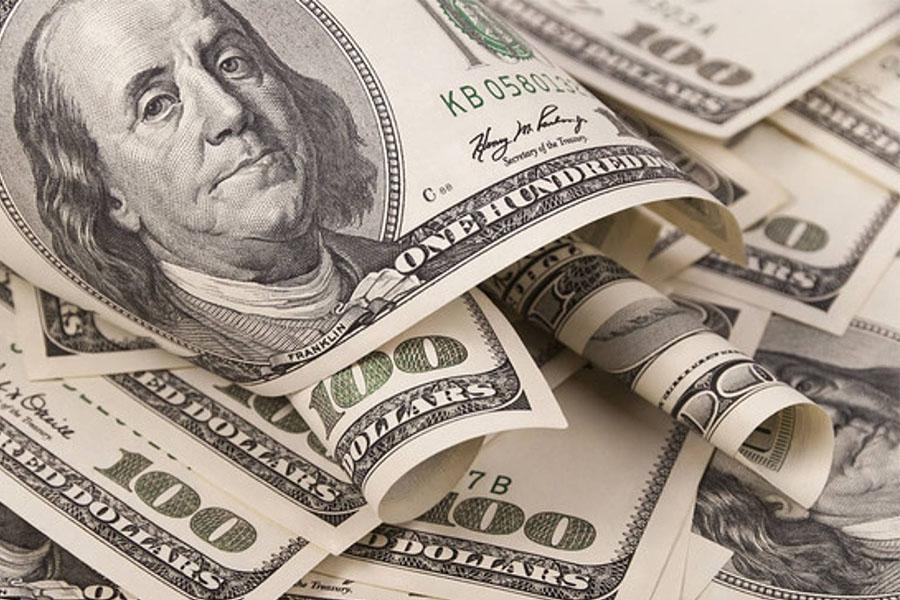 Доллар продолжает расти наоткрытии торгов вовторник