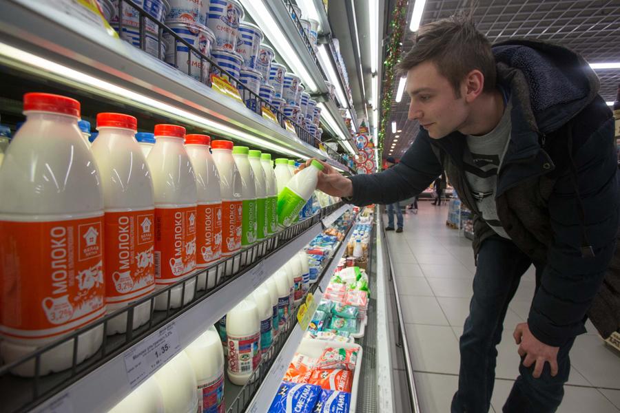 Россельхознадзор отказался отзапрета наввоз молока из Беларуси