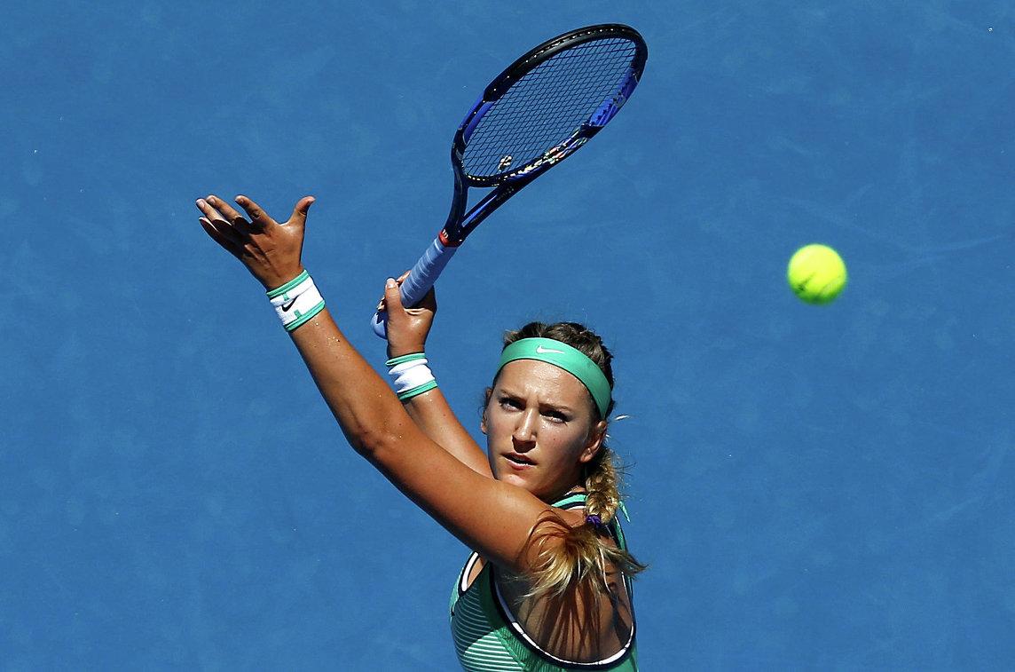 Восновной сетке теннисного турнира вИндиан-Уэллсе— только три белоруски