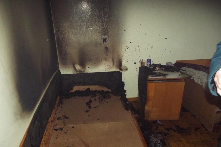 ВСолигорске из-за пожара вспелеолечебнице эвакуированы 54 человека