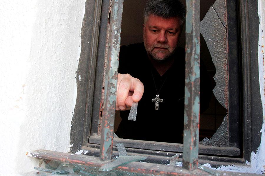 Папа Римский начинает визит в Латинскую Америку