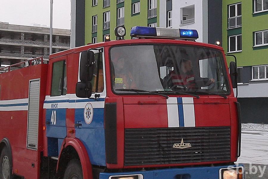 ВТолочине напожаре погибли три человека