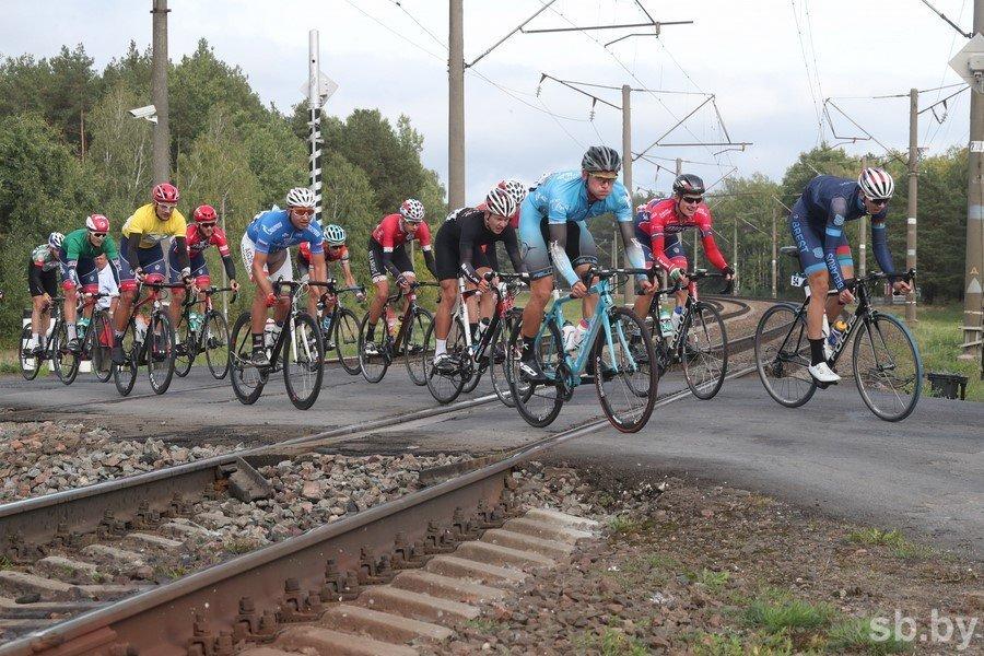 Владислав Тимошик одержал победу в пятом этапе велогонки «Тур де Брест»