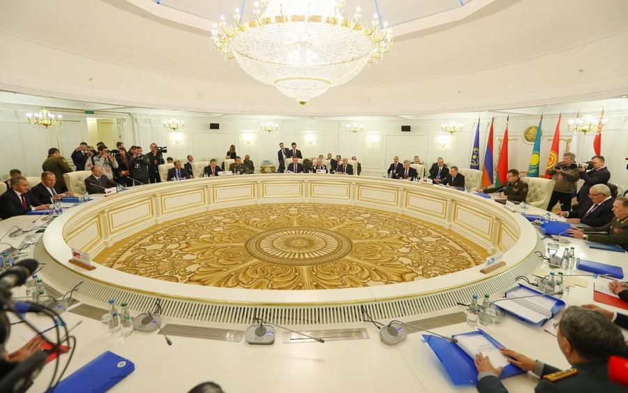 Ксаммиту ОДКБ вМинске согласован пакет документов