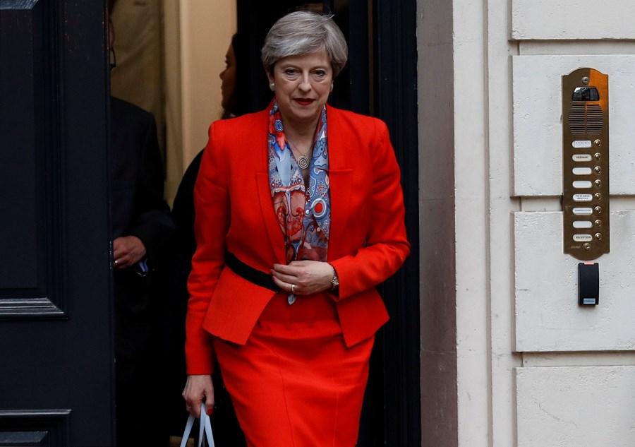 «Подвешенный парламент» определит судьбу Терезы Мэй— Будущее под вопросом