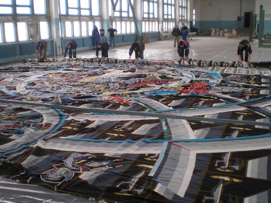 Гобеленному искусству в Борисове приходит конец 2