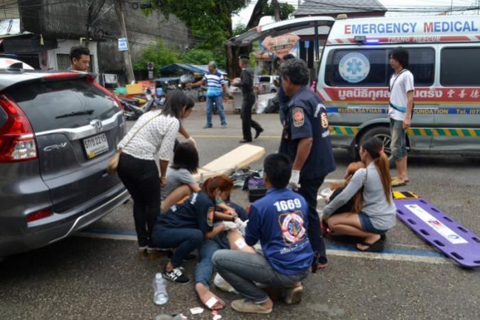 Два взрывных устройства найдены наюге Таиланда