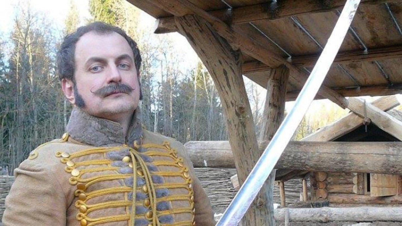 Артист  Олег Граф скончался  ввозрасте 49 лет