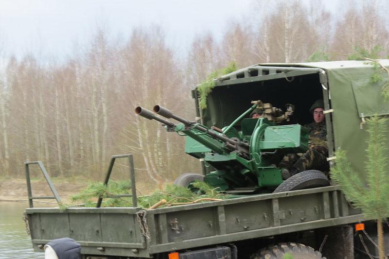 Учения брестских и псковских десантников завершены