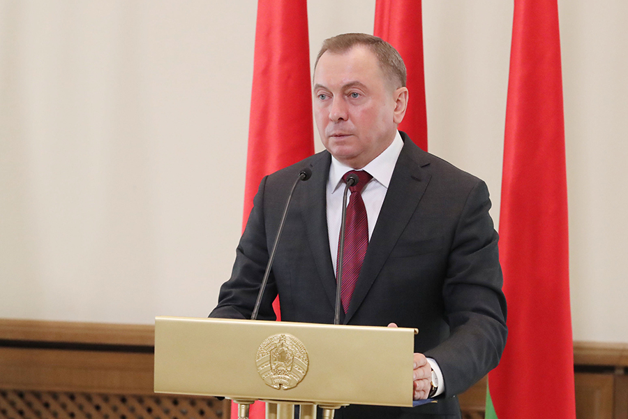 Макей: ЕС политизирует переговоры по визам