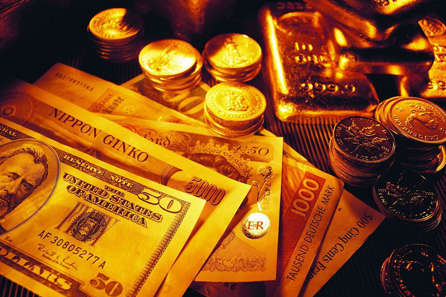 Зафевраль золотовалютные резервы Белоруссии возросли на9,5 процентов