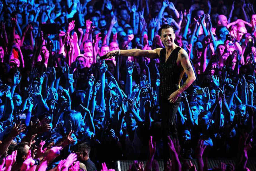 Depeche Mode возвратятся вБеларусь 13февраля предстоящего года