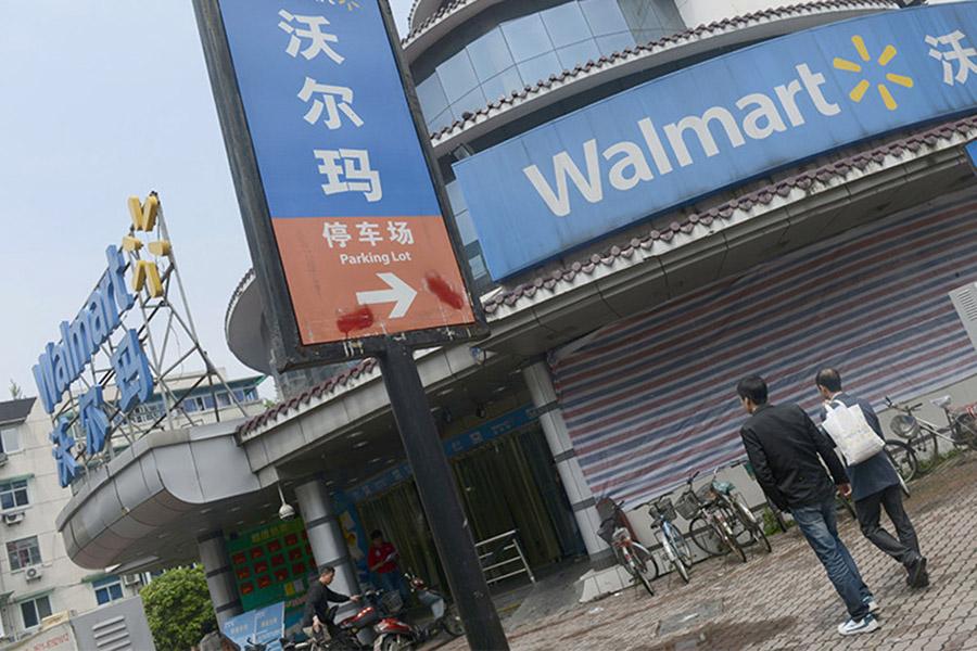 Китаец напал сножом на гостей торгового центра, есть убитые