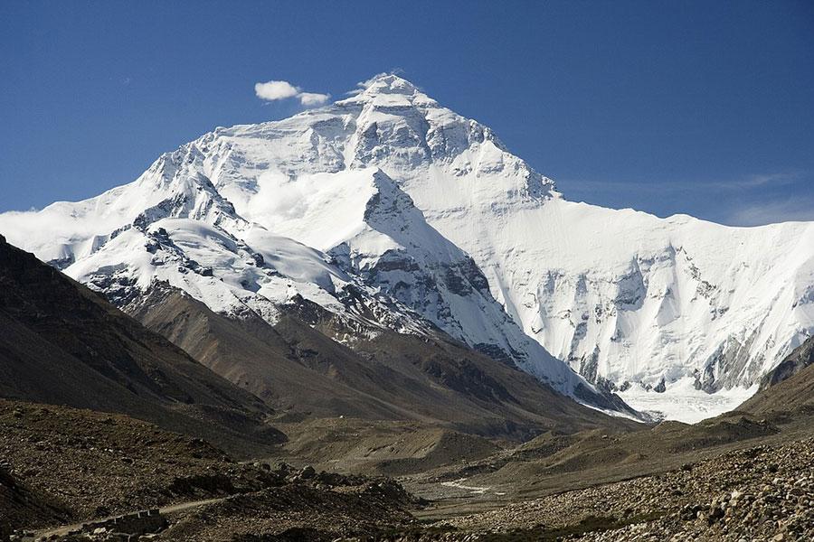 Ожидаются пробки из-за рекордного наплыва альпинистов— Эверест