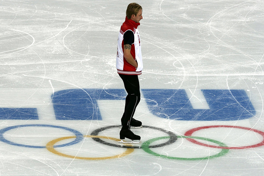 Плющенко проинформировал озавершении спортивной карьеры