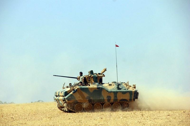 США поддержали военную операцию Турции вСирии