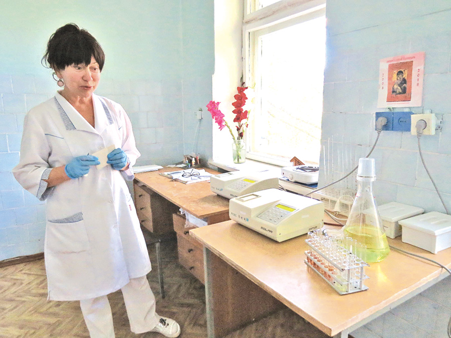 Жители Брестского района вынуждены лечиться в ветхих ФАПах и устаревшей амбулатории
