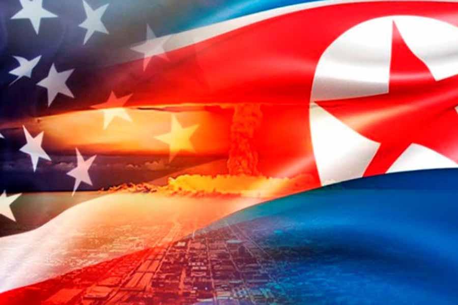 Что год грядущий нам готовит США и КНДР на пороге большой схватки