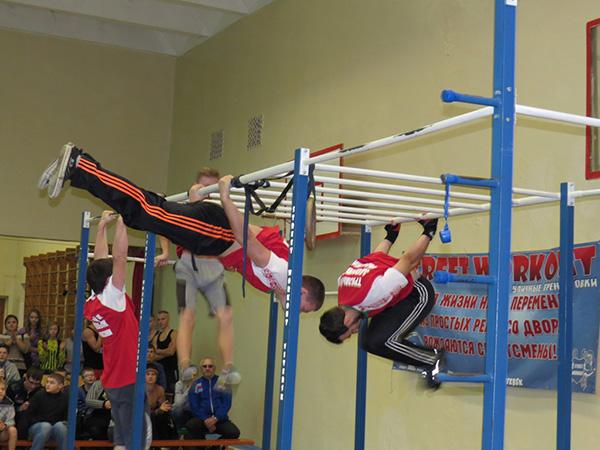 Фестиваль здорового образа жизни Street Workout прошел в Витебске, фото-11