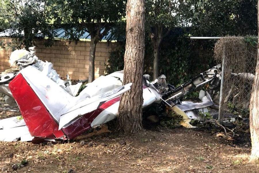 ВСША жертвами крушения самодельного самолета стали два человека