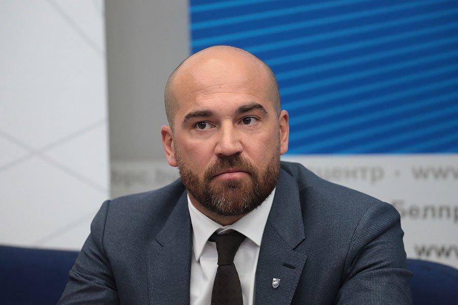 Алексей Калюжный отмечает день рождения
