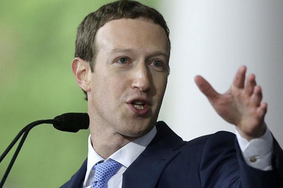 Пришли заЦукербергом: социальная сеть Facebook несомненно поможет властям США сражаться с«вмешательствомРФ»