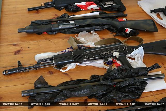 КГБ Республики Беларусь возбудил дело оподготовке кмассовым беспорядкам