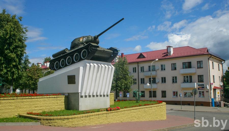 Лев Сапега и Т–34
