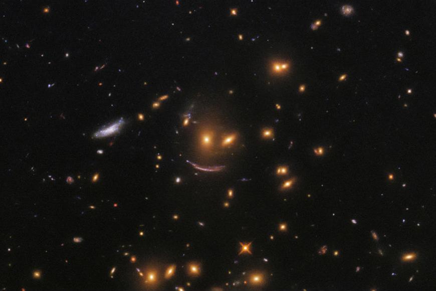 фотографии космоса с разных телескопов назначили диктатором