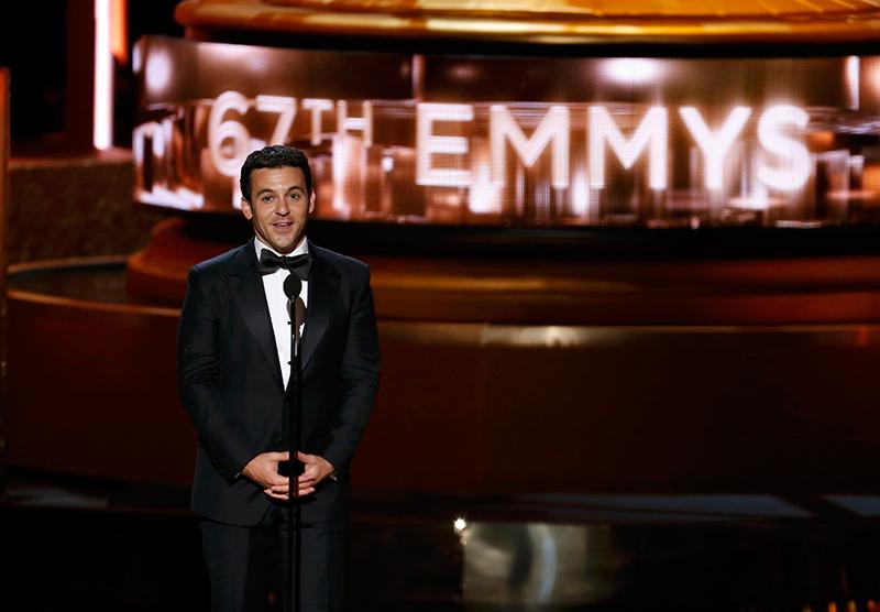 ВЛос-Анджелесе начинается 67-я церемония вручения премии «Эмми»