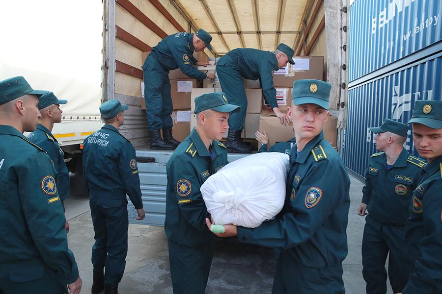 Беларусь отправит во Вьетнам гуманитарную помощь