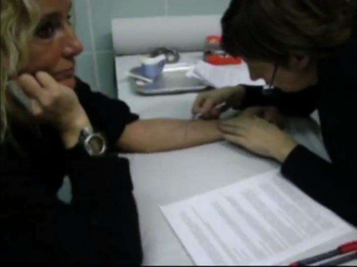 Ученые поняли, почему семья изИталии нечувствует боли