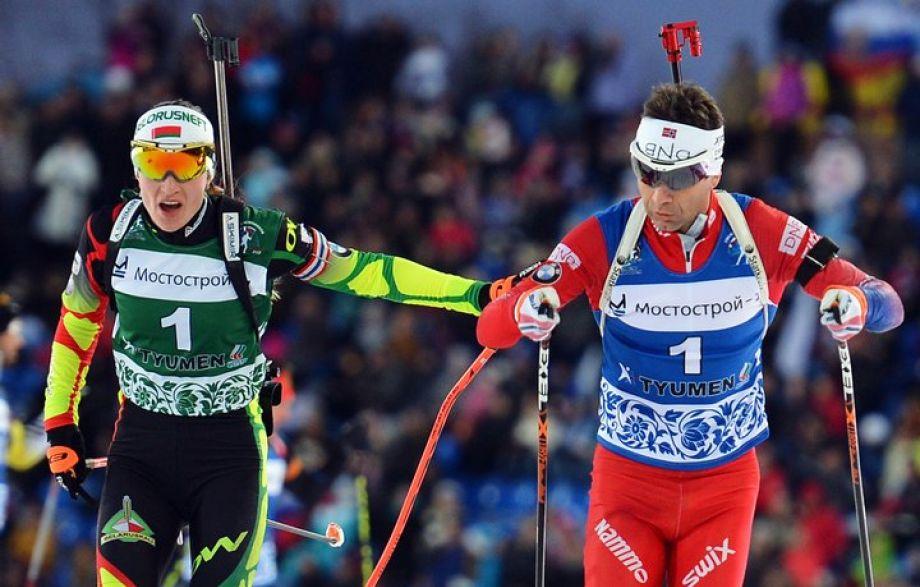 Бьорндален сказал, почему отказался выступать заБеларусь наИграх