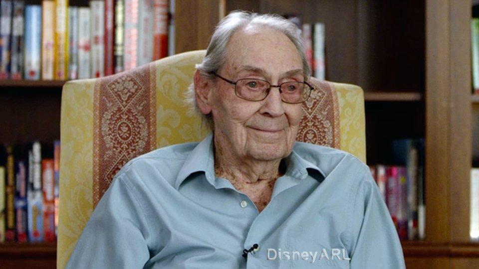 Умер легендарный аниматор «золотого века» Disney
