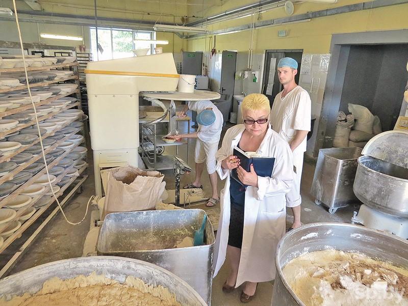 Частный хлебозавод в Бресте отличился антисанитарией