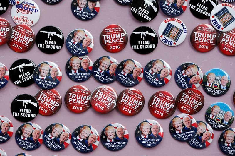 Трамп официально стал кандидатом впрезиденты США отреспубликанцев