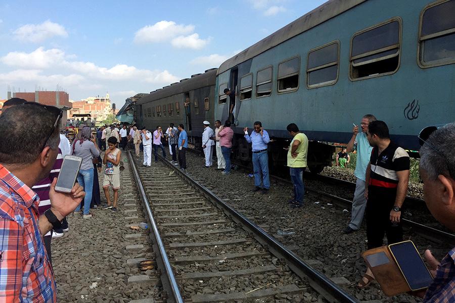 МИД: граждан России нет среди пострадавших при столкновении поездов вЕгипте