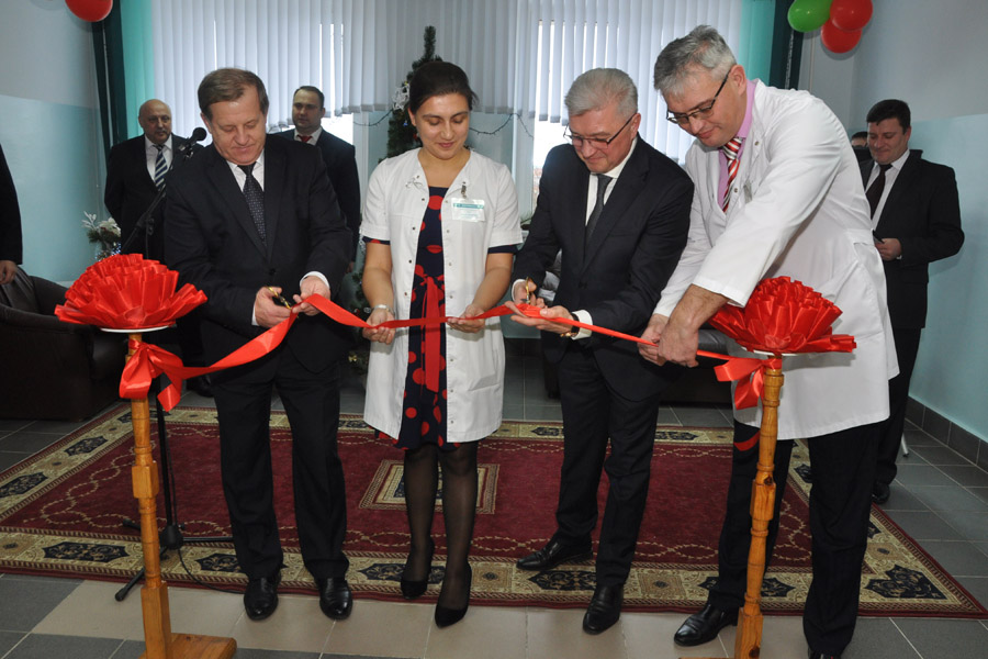 В Дрогичинском районе открылось отделение гемодиализа