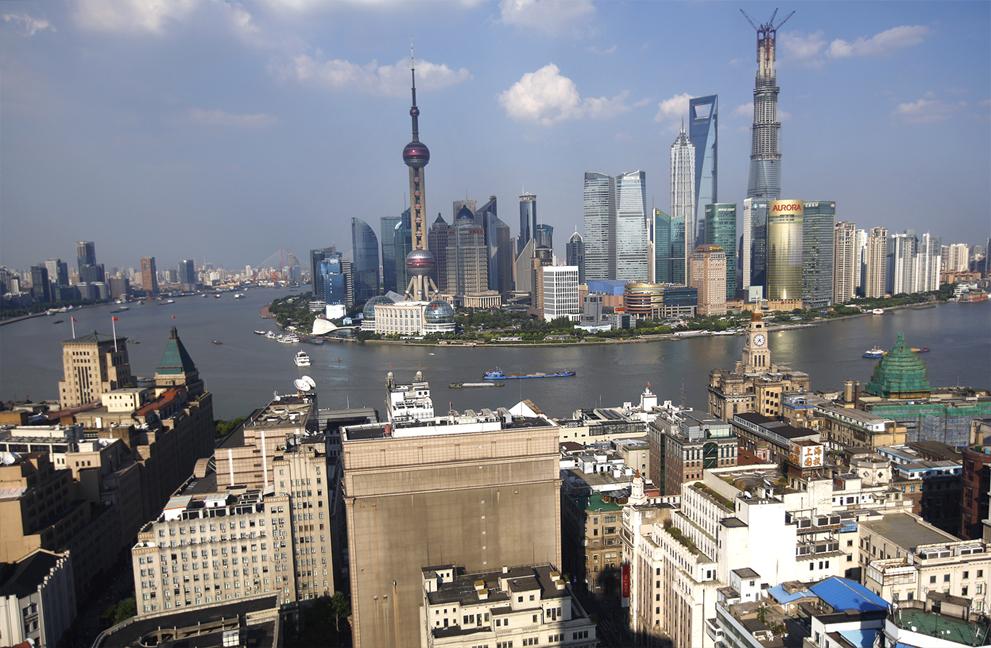 Начал работу 23-й Шанхайский международный кинофестиваль