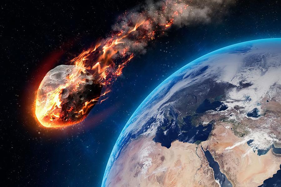 ВНАСА говорили о приближении кЗемле крупнейшего заисторию наблюдений астероида