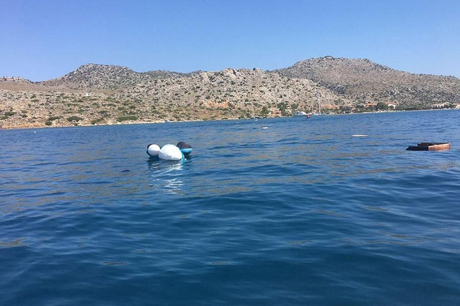 Около турецкого Мармариса потерпела крушение яхта стуристами