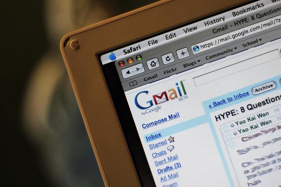 ВGoogle предостерегли пользователей Gmail о вредной фишинговой рассылке