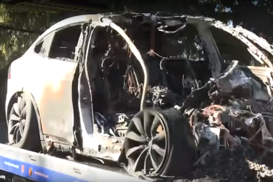Tesla обошла Ауди и Ягуар поэнергоэффективности электромобилей