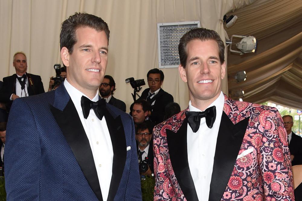 Братья Уинклвоссы стали первыми биткоин-миллиардерами вмире