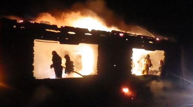ВМогилевском районе впожаре погибли трое взрослых иребенок