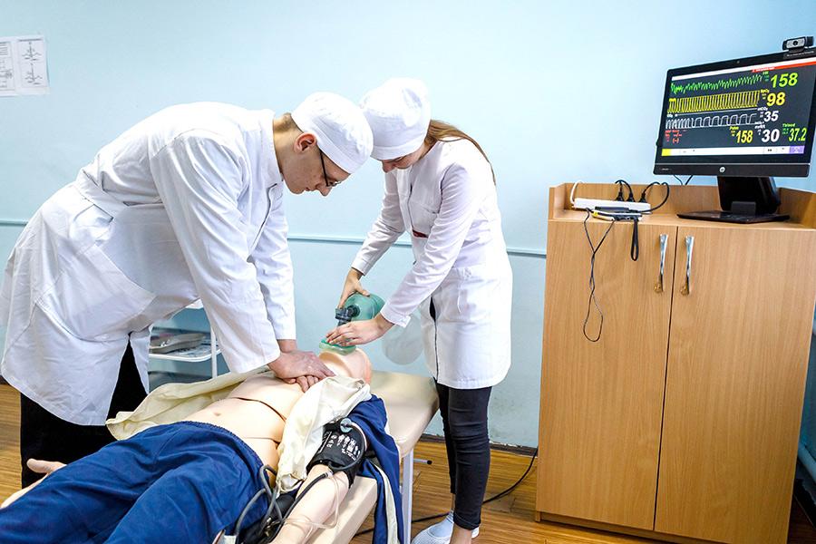 работа для людей с медицинским образованием