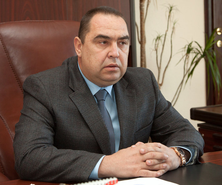 В МВД Украины заявили о побеге Игоря Плотницкого в Россию