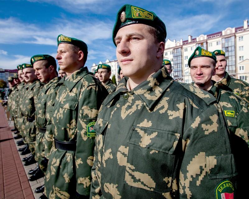 ГПК: ЕС сказал Беларуссии оборудование для охраны границы с Украинским государством